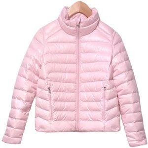 POLO Ralph Lauren Down Full Zip Puffer Girls' Coat